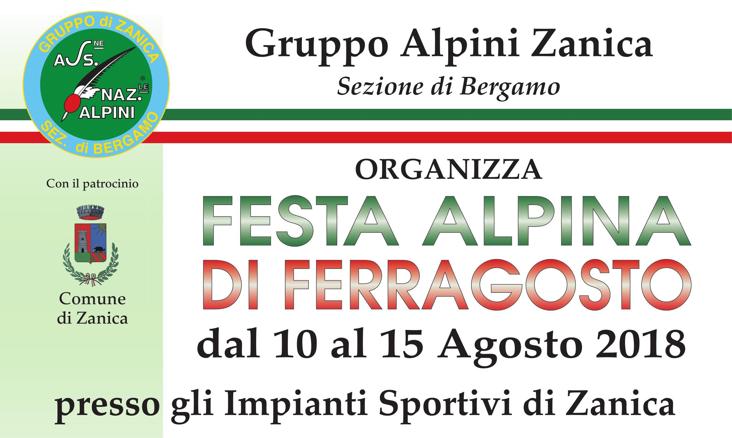 Festa Alpina di Ferragosto